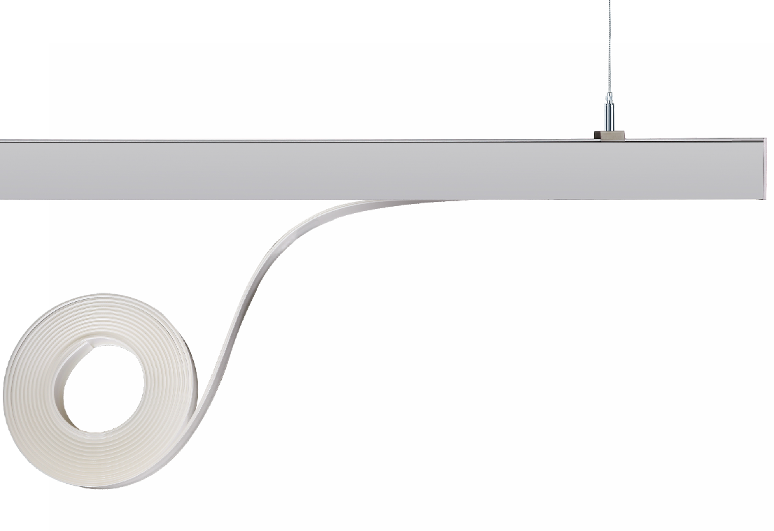 Infinity Suspended luminaires / continuous lighting  757